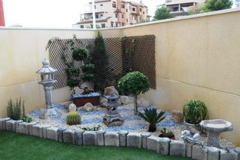 Manzana 8 puutarha 3